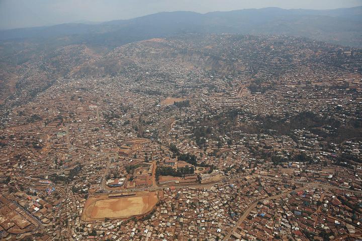 Crédits: Abel Kavanagh, MONUSCO. Bukavu , Sud Kivu.
